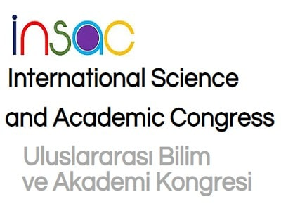 4.INSAC Educational Sciences Congress 2019